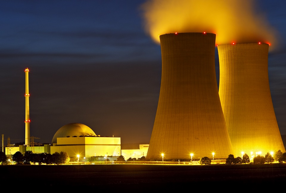 China develop third generation nuclear power reactor